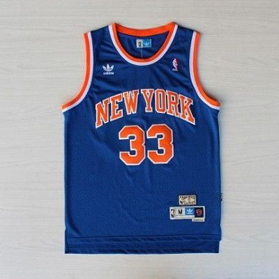 Camiseta Patrick Erwing #33 New York Knicks