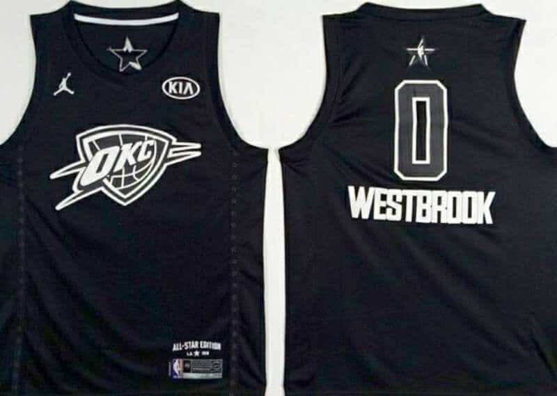 07f9bc022 Camiseta Russell Westbrook  0 All Star 2018  22