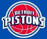 Camisetas Detroit Pistons