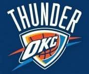 Camisetas Oklahoma City Thunder