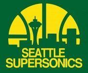 Camisetas Seattle Supersonics