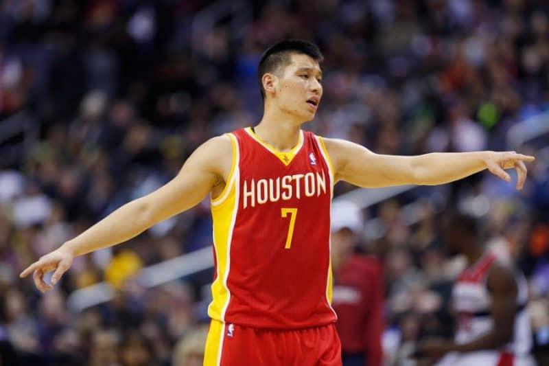 Curiosidades sobre Jeremy Lin