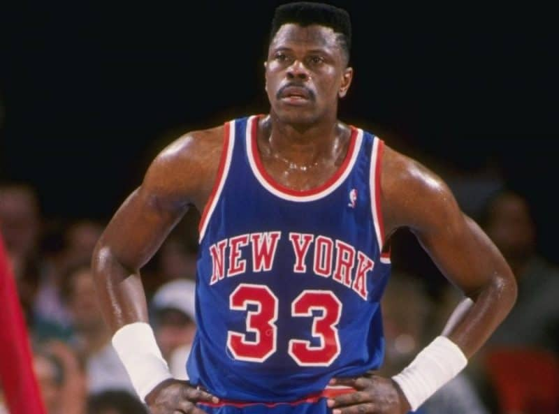 Curiosidades sobre Patrick Ewing